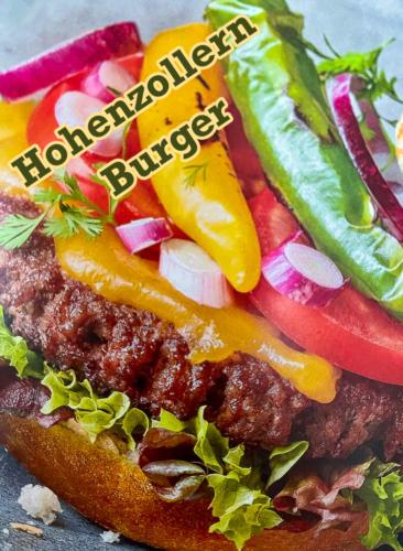 Hohenzollern Burger